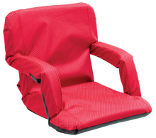 Load image into Gallery viewer, RIO Gear Go Anywear Stadium Seat with Adjustable Padded Shoulder Straps
