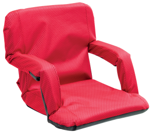 RIO Gear Go Anywear Stadium Seat with Adjustable Padded Shoulder Straps