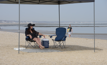 Load image into Gallery viewer, Quik Shade Deluxe Folding Chair