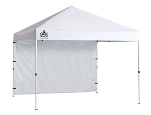 Commercial C100 10 x 10 ft. Straight Leg Canopy - White
