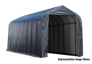ShelterLogic 15x28x12 Peak Style Shelter