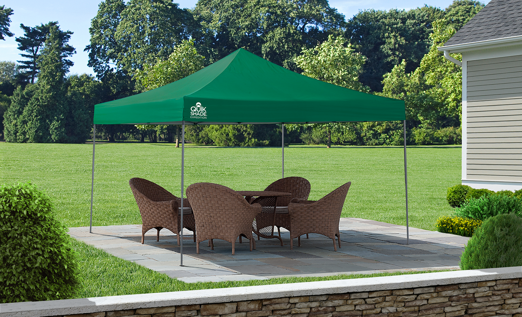 Quik Shade Expedition EX144 12 x 12 ft. Straight Leg Canopy