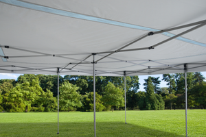 Quik Shade Commercial C289 17 x 17 ft. Straight Leg Canopy