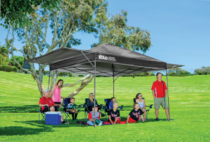 Quik Shade Solo Steel 170 10 x 17 ft. Straight Leg Canopy