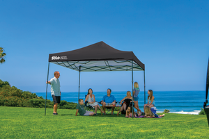 Quik Shade Solo Steel 100 10 x 10 ft. Straight Leg Canopy