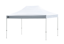 Load image into Gallery viewer, Quik Shade Commercial 10 x 15 ft White Pop Up Tent Canopy