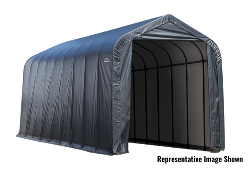 ShelterCoat 16 x 36 ft. Garage Peak