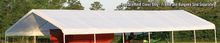 Load image into Gallery viewer, SuperMax 18×40 Canopy White Replacement Cover