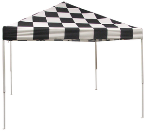 ShelterLogic Pop-Up Canopy HD - Straight Leg 10 x 10 ft