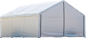 Canopy Enclosure Kit for the SuperMax 18 x 20 ft. White