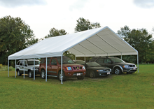 Load image into Gallery viewer, ShelterLogic UltraMax Canopy 30 x 30 ft