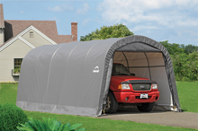 Load image into Gallery viewer, ShelterLogic Garage-in-a-Box RoundTop 12 x 20 ft