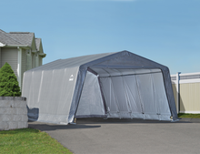 Load image into Gallery viewer, ShelterLogic Garage-in-a-Box 12 x 20 ft Peak Style Shelter