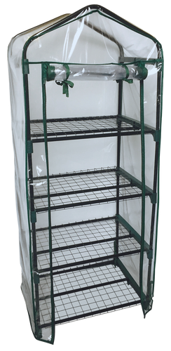 ShelterLogic GrowIT 4-Tier Mini Growhouse