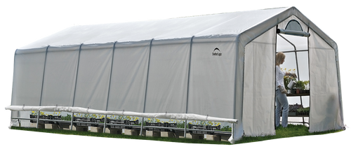 ShelterLogic GrowIT Heavy Duty 12 x 24 ft. Greenhouse