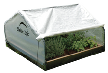 Load image into Gallery viewer, ShelterLogic GrowIT BackYard Raised Bed 4 x 4 ft. Greenhouse