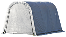 Load image into Gallery viewer, ShelterLogic 10x12x8 Wind and Snow Rated Round Style Shelter