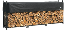 Load image into Gallery viewer, Ultra Duty Firewood Rack with Cover