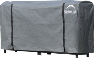 ShelterLogic Firewood Rack Full Length Cover