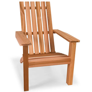 All Things Cedar Adirondack Easybac Chair - Storage Sheds Depot