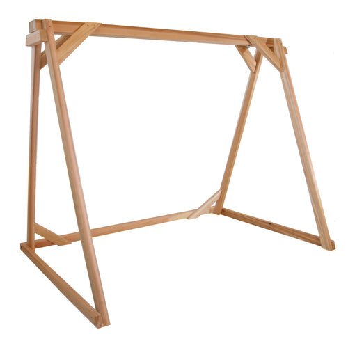 All Things Cedar 8-ft Swing A-Frame