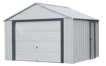 Load image into Gallery viewer, Arrow Murryhill 12 x 10 Garage, Steel Storage Building, Prefab Storage Shed