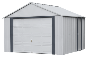 Arrow Murryhill 12 x 10 Garage, Steel Storage Building, Prefab Storage Shed