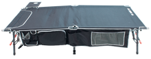 Load image into Gallery viewer, RIO Gear Smart Camping Cot XXL - Black