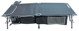 RIO Gear Smart Camping Cot XXL - Black