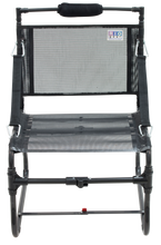 Load image into Gallery viewer, RIO Gear Compact Traveler Medium 16 in. Seat Height with Strap Arms