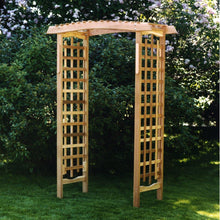 Load image into Gallery viewer, All Things Cedar Garden Arbor