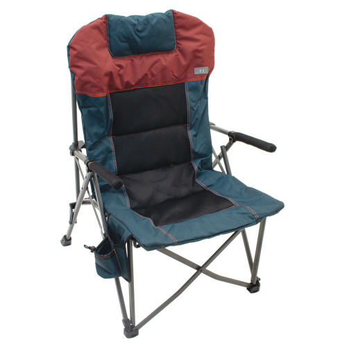Rio Deluxe Hard arm Quad Chair