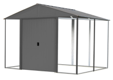 Load image into Gallery viewer, Ironwood Steel Hybrid Shed Kit 10 x 8 ft.