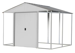 Ironwood Steel Hybrid Shed Kit 10 x 8 ft.