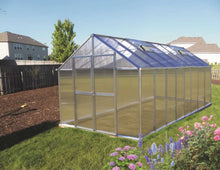 Load image into Gallery viewer, Riverstone Industries Monticello 8FT x 16FT Greenhouse