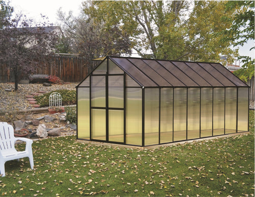 Riverstone Industries Monticello 8FT x 16FT Greenhouse