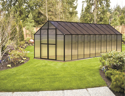 Riverstone Industries Monticello 8FT x 20FT Greenhouse