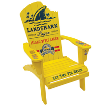 Load image into Gallery viewer, Margaritaville Adirondack Chair, Landshark Lager