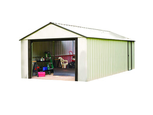 Arrow Murryhill Garage, Steel Storage Building, Prefab Storage Shed