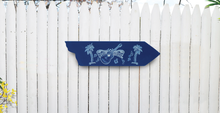 Load image into Gallery viewer, Margaritaville Directional Garden Sign - Guitar
