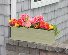 "Load image into Gallery viewer, Savannah 36"" Rectangular Planter Box"