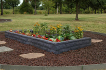 Load image into Gallery viewer, Good Ideas Garden Wizard Self Watering Raised Bed Garden (RBG) 4'x4'