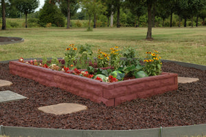 Good Ideas Garden Wizard Self Watering Raised Bed Garden (RBG) 4'x4'