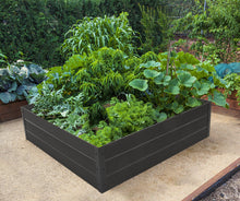 Load image into Gallery viewer, Good Ideas Carbon Fiber Raised Bed Garden