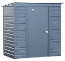 Load image into Gallery viewer, Arrow Select Steel Storage Shed, 6x4