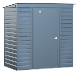 Arrow Select Steel Storage Shed, 6x4