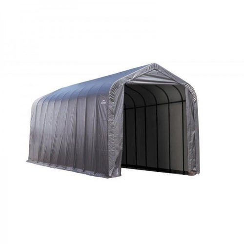 ShelterLogic 16x44x16 Peak Style Shelter