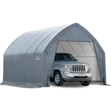 Load image into Gallery viewer, ShelterLogic Garage-in-a-Box® SUV/Small Truck, 11 ft. x 20 ft. x 9 ft 6 in.