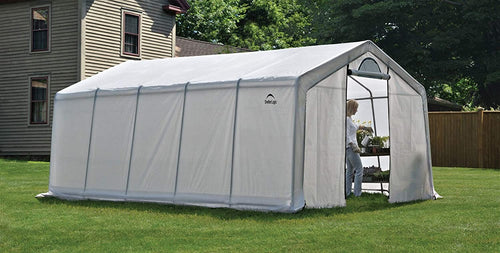 ShelterLogic 12x20x8ft Greenhouse-in-a-Box Pro