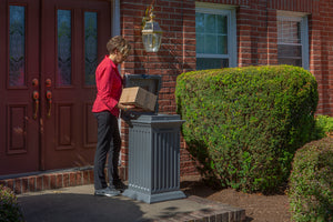 Savannah Column Package Delivery Safe